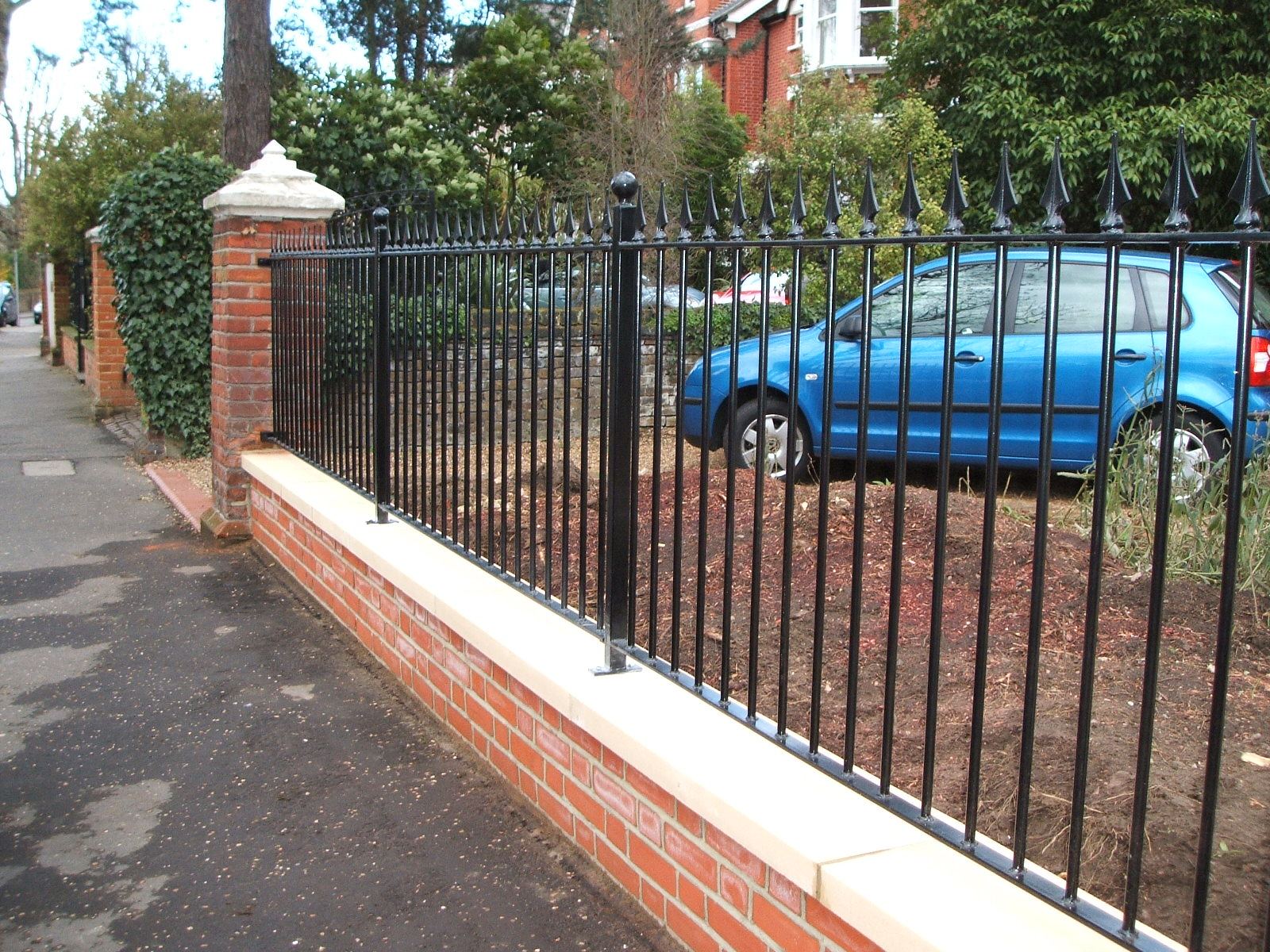 Surrey Fabricated Railings